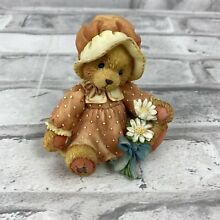 cherished teddies prudence a friend to be thankful