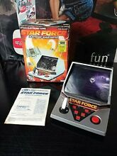 epoch star force electronic game 1984