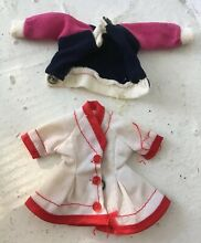 dinah mite 1972 mego doll outfits clothing two