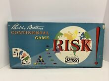 risk parker brothers 1959 continental