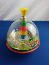 bolz toys spinning top train toys