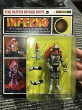 outer space men the inferno by four horsemen 2010
