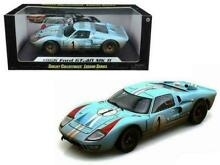 exoto shelby 1 18 1966 ford gt 40 mk 2