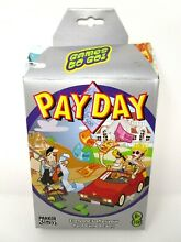pay day game parker hasbro games to go 2002 mini