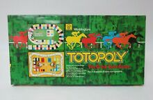 waddingtons 1978 s totopoly horse racing game
