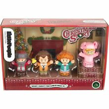 little people a christmas story collector set by