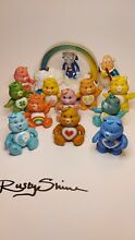 care bears pvc figure toy kenner 1983 84