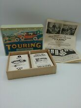 touring game touring famous automobile card game