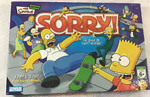 sorry game sorry 2007 simpson s edition game