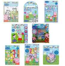 anker peppa pig branded colouring arts