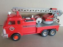 gama germany truck firefighters to