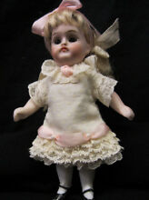 ivory tiny dress for 4 1 2 doll all