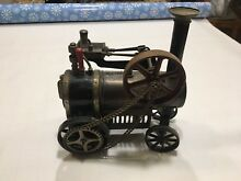 doll live steam traction engine 502