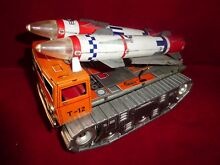 tin toy missile launcher saturn