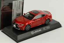 kyosho lexus rc 350 f sport radiant red cl