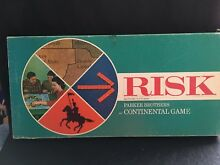 risk parker brothers continental game