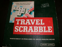 scrabble travel spare parts replacement