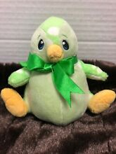 neopets green speckled bruce plush stuffed