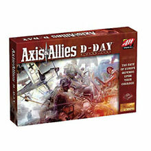 axis allies board game axis allies d day brand new sealed