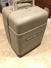 bell howell super 8 projector