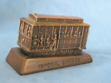 banthrico imperial savings cable car bank w
