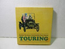 touring game parker brothers touring automobile