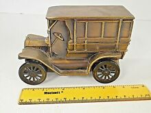 banthrico 1915 ford model t metal coin bank