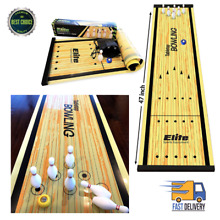 bowling game plastic mini family games for kids