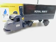 budgie 702 scammell scarab royal navy