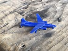 mighty beanz plastic fighter bomber toy remco