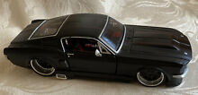 pro rodz maisto 1967 ford mustang gt 1 24