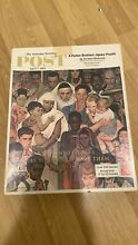 norman rockwell puzzle parker bros puzzle saturday evening