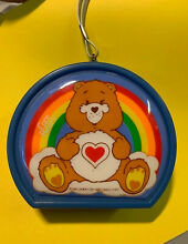 care bears portable pocket 1983 am soft touch
