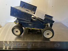 nitro car rc hobao nitro sprint car rare