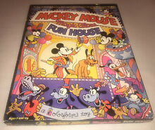 colorforms unused 1978 mickey mouse magic glow
