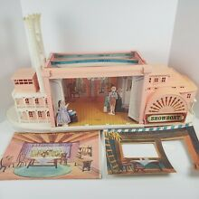 remco showboat theater toy play set only