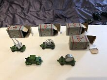 charbens diecast military boxes