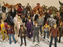 dr who doctor who action figures