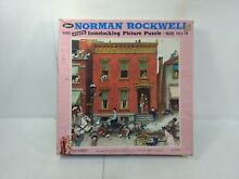norman rockwell puzzle jaymar norman rockwell street 650