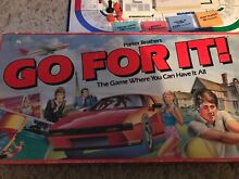 go for it parker parker brothers 1986 go for it