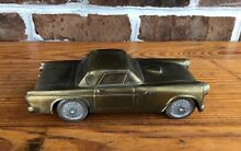 banthrico 1955 brass plated ford t bird old