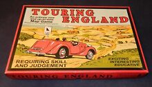 touring game touring england reproduction 1930s