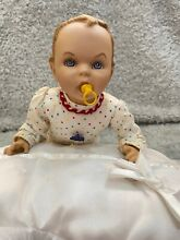 heirloom franklin doll baby ben by petra