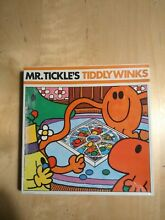 tiddlywinks mr tickle s game 1979 rare