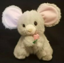russ berrie luv pets jackie mouse small plush