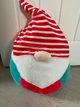 gonk squishmallow christmas gnome 12inch