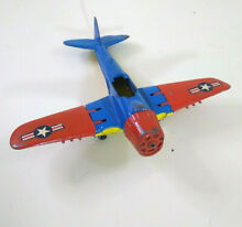 hubley toy airplane 495 fighter bomber