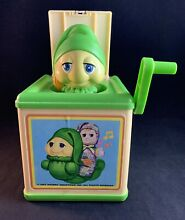 jack in the box 1984 glow worm jack in box by
