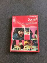 sorry game waddingtons sorry board game 1973
