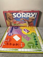 sorry game sorry waddingtons board game 1994